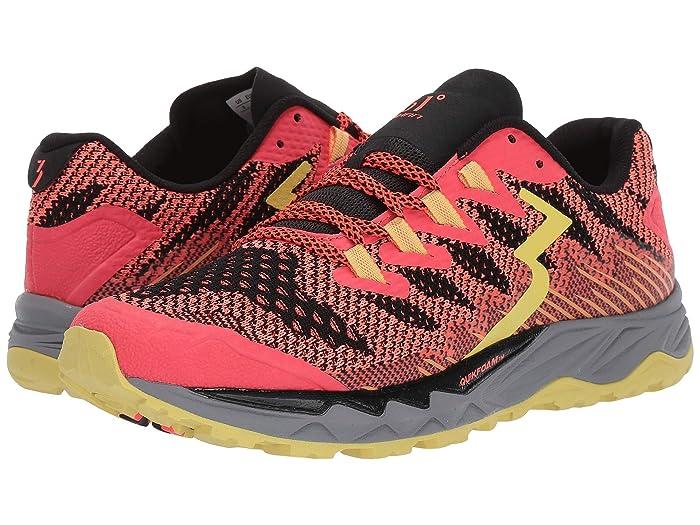 361 Degrees  Yushan (Hazard/Black) Womens Shoes