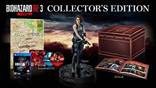 BIOHAZARD RE:3 Z Version COLLECTOR'S EDITION 【CEROレーティング「Z」】 【Amazon.co.jp限定】オリジナルデジタル壁紙(PC・スマホ) 付