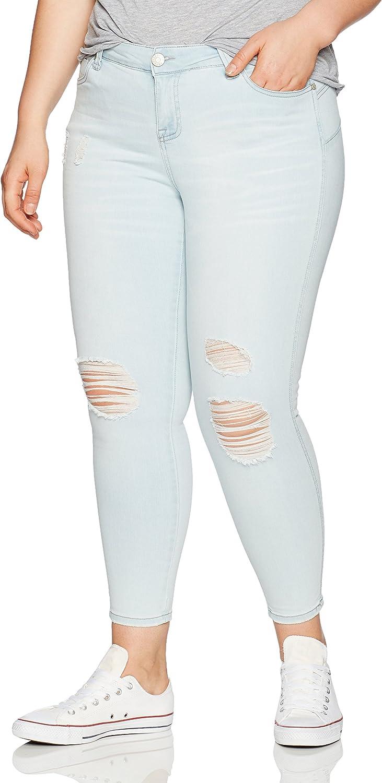 Celebrity Pink Jeans Womens Plus Size Lifter Skinny Jean Jeans