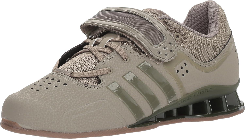 Adidas Adidas Adidas herr Adipower Weightlift Low Top Lace Up springaning skor  utlopp