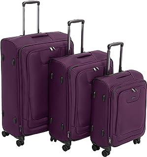 1a8708574a6a Amazon.com: AmazonBasics - Luggage Sets / Luggage: Clothing, Shoes ...