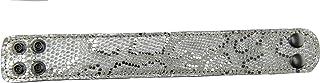 Perris Leathers PLPCP8089 Snake & Croc Print Bracelets