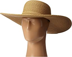 SCALA - Big Brim Paperbraid Sun Hat