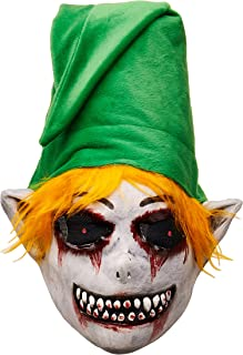 Ghostly Video Game Elf Adult Mask - ST