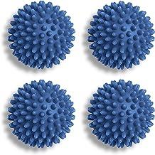 Whitmor Dryer Balls – Eco Friendly Fabric Softener Alternative (Set of 4)