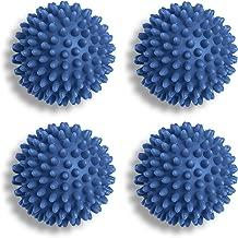Whitmor Dryer Balls - Eco Friendly Fabric Softener Alternative (Set of 4)