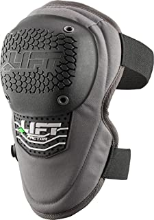 LIFT Safety Factor Knee Guard (Black, One Size)