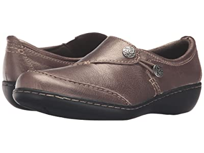 Clarks Ashland Lane Q (Pewter) Women