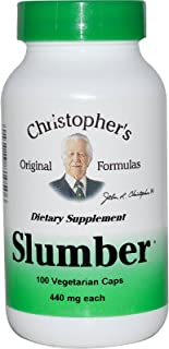 Christopher s Original Formulas Slumber 440 mg 100 Veggie Caps