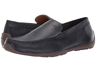 Tommy Bahama Orion (Navy Tumbled Leather) Men