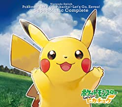 Nintendo Switch Pokemon Let's Go! Pikachu.Let's Go! Eevee Super MusicCo