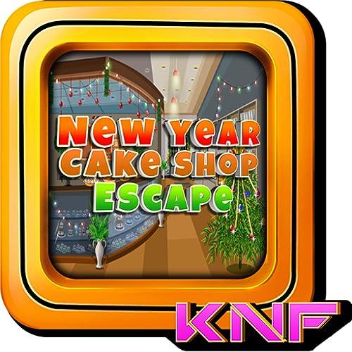 EscapeGames New Year Cake Shop