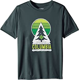 Columbia Kids - Always Outside Short Sleeve Shirt (Little Kids/Big Kids)