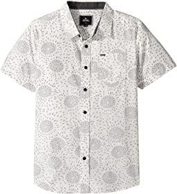 Rip Curl Kids - Chiba Short Sleeve Shirt (Big Kids)