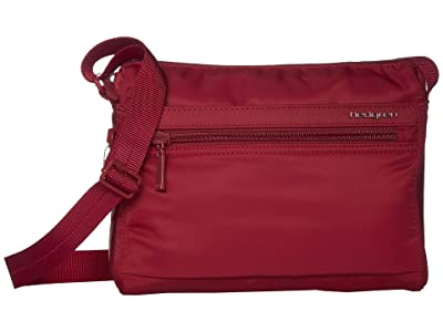 Hedgren Eye RFID Shoulder Bag (Sun Dried Tomato) Shoulder Handbags