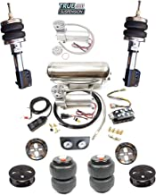 TS - Fits Dodge Ram 1500 09-17 Pickup Truck Complete FBSS Active Air Ride Suspension Kit 2wd & 4wd