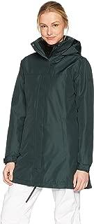 Helly Hansen Women's Aden Long Insulated Rain Jacket
