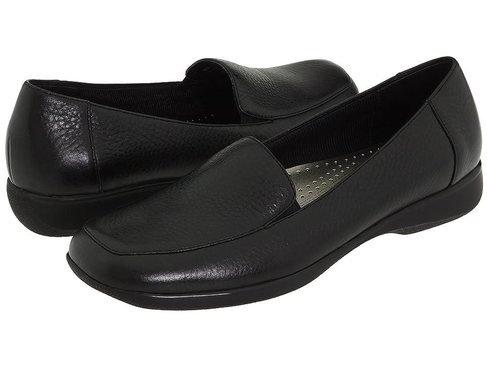 Trotters Jenn (Black Soft Tumbled) Women