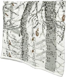 Muk Luks Men's Camo Knit Neckup-Dark Grey