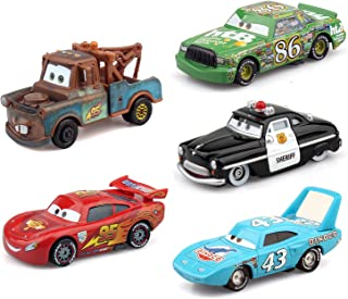 cars 2 Pixar Metal Die-Cast Vehicle 5 Pack (1)