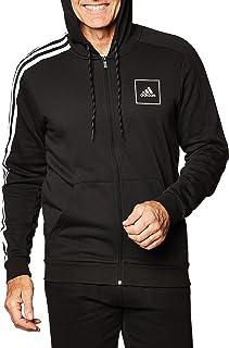 adidas Men's M 3s Tape Fz Sweatshirt