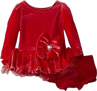 nannette baby christmas dress
