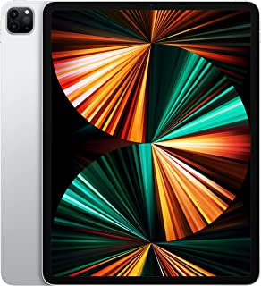 2021 Apple iPadPro (12,9cala, Wi-Fi, 128GB) - srebrny (5. generacji)