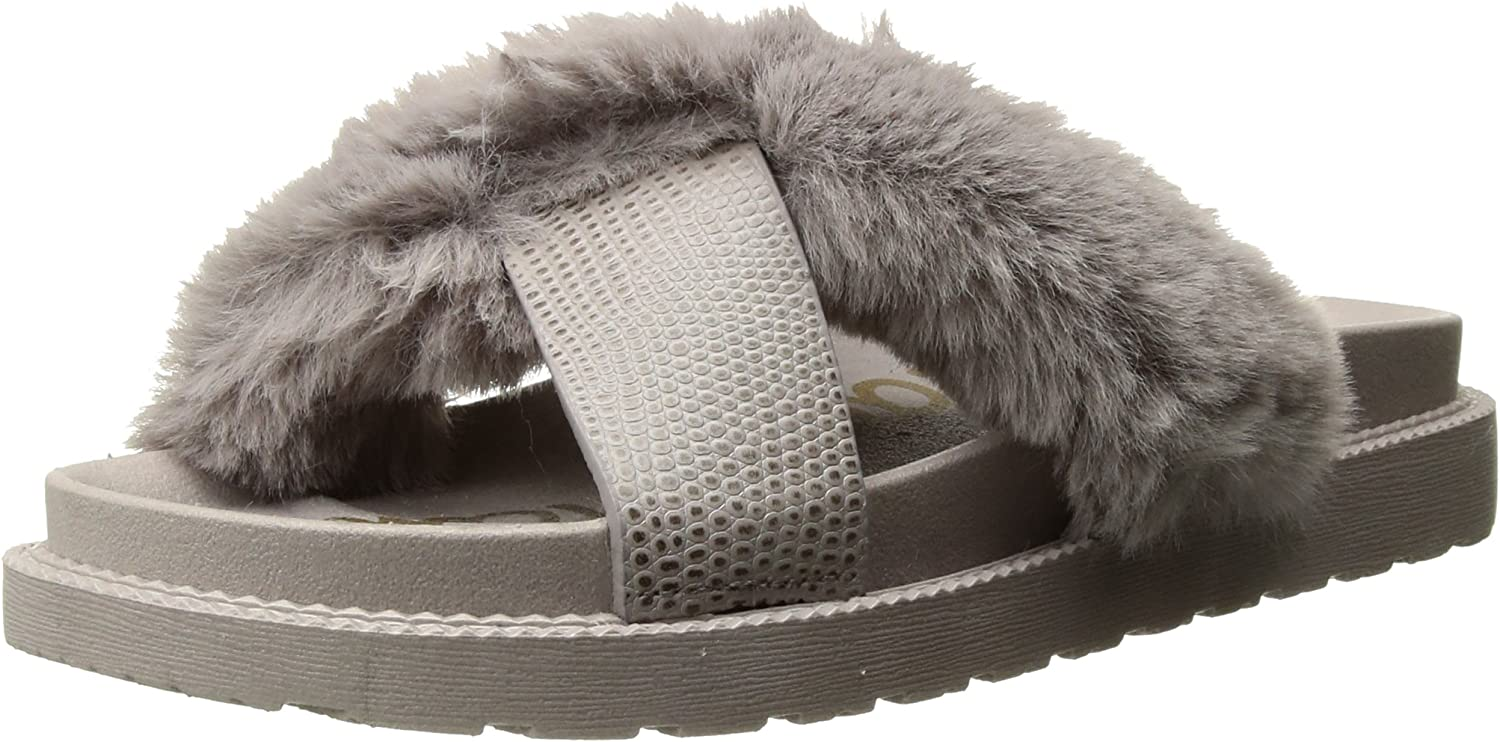 Sam Edelman Womens white Slide Sandal