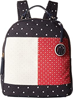 Nia Flag Bandana Backpack