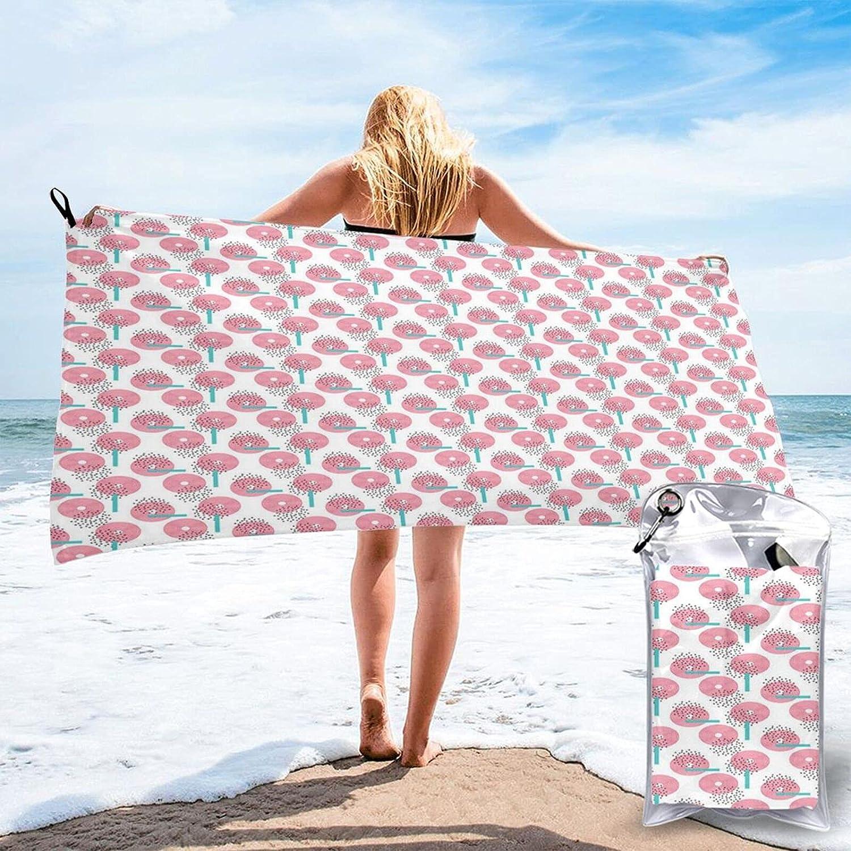 Beach Towel Microfiber Towels Quick Popular popular Dry Milwaukee Mall Lightwe Sand Proof