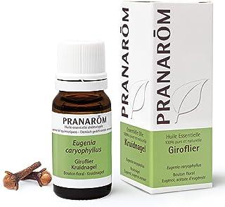 Pranarôm | Huile Essentielle Giroflier | Eugenia caryophyllus | Bouton Fleuri | HECT | 10 ml