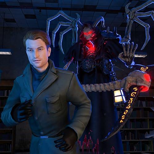 gruselige böse Geister Horror Flucht: gruselige Spiele & Horror-Spiele kostenlos