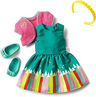 """American Girl WellieWishers Colorful ABCs Outfit for 14.5"""" Dolls"""