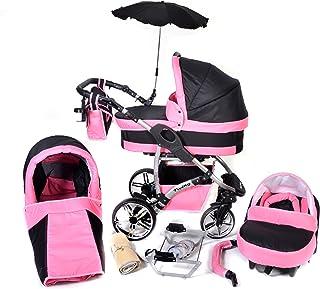 Baby Sportive - Sistema de viaje 3 en 1, silla de paseo,