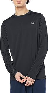 [ニューバランス] 【Amazon.co.jp限定】 Core ランロングスリーブ Tシャツ ランニング 吸汗速乾機能付き MT11206