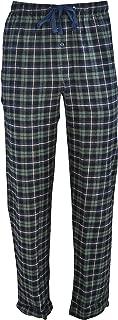 Hanes Men's 100% Cotton Flannel Plaid Pajama Pant