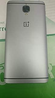 OnePlus 3 Dual Sim - 64GB, 4G LTE, Graphite