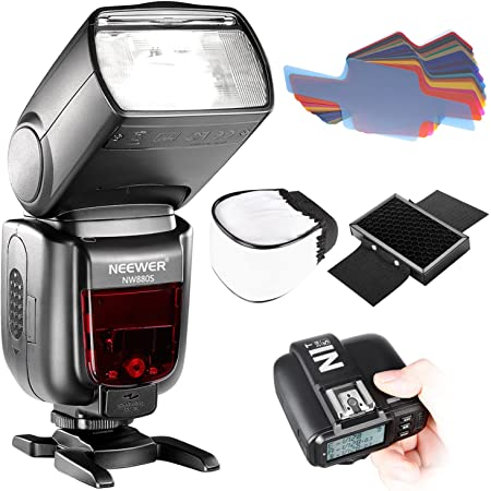 Neewer Ttl Blitzgerät Für Sony New Mi Blitzschuhkamera Kamera