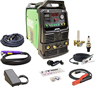 2021 Everlast PowerPro 164Si 160Amp TIG Stick Pulse 40Amp Plasma Cutter 110v/220v Multi Process Welder