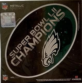 Best eagles super bowl bumper stickers Reviews