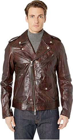 Sidmouth Signature Hand Waxed Leather Jacket