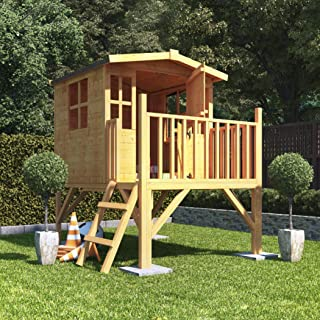 Amazoncouk Wooden Playhouses Sports Toys Outdoor Toys Games