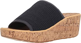 ROCKPORT Womens Lanea Woven Slide