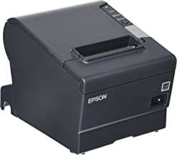 Epson C31CA85834 TM-T88V Direct Thermal Receipt Printer PAR Plus USB EDG PWR Energy Star, Monochrome, 5.8