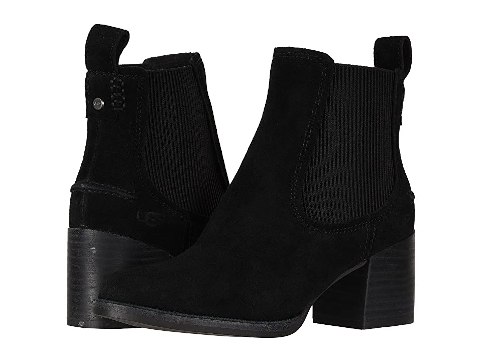 UGG Faye Boot (Black) Women