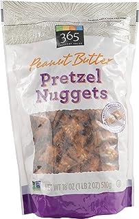 365 Everyday Value, Peanut Butter Pretzel Nuggets, 18 oz
