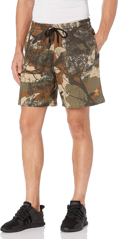 adidas Originals Men's Camo Shorts