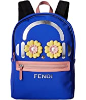 Fendi Kids - Flower Eyes Headphone Backpack