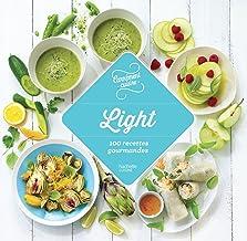 Livres Light 100 recettes gourmandes PDF