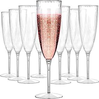 Best champagne flutes plastic party city Reviews